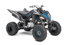 Reigning Supreme – Class‑dominating performance, handling and comfort meet eye‑catching style in the Raptor 700R SE.